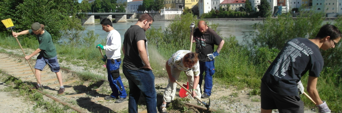 "ProVol - ""Professional Volunteering Crossborder"""